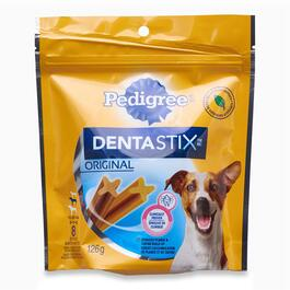 Pedigree Dentastix Small Original Dog Treats - 126g.