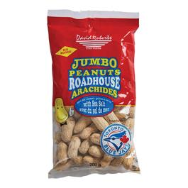 Roadhouse Inshell Peanuts - 200g