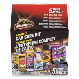 ArmorAll Complete Car Care Kit