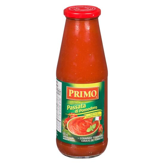 Primo Strained Tomatoes - 680ml