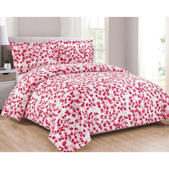 Millano Blush Duvet Cover Set - 3pc.