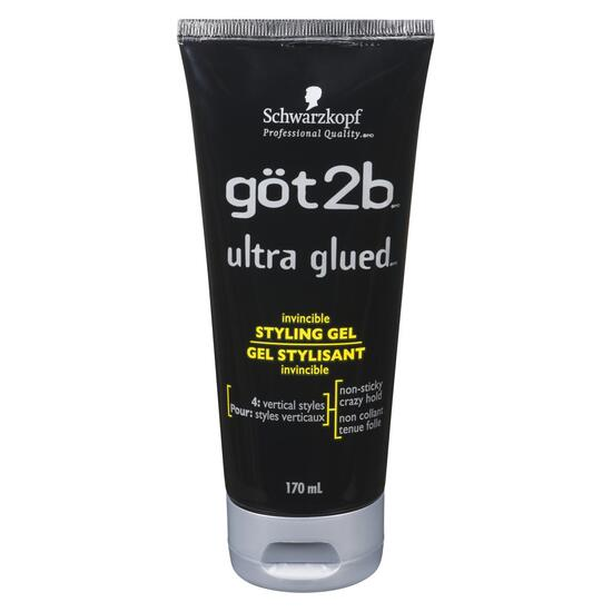 Göt2be Ultra Glued Invincible Styling Gel - 170ml