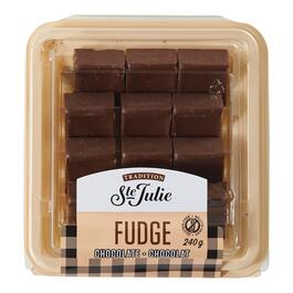 Ste Julie Chocolate Fudge - 240 g