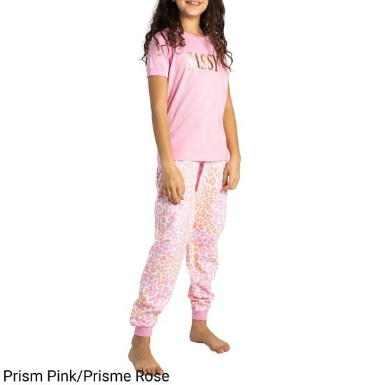 BELLA & BIRDIE Girls Mommy & Me PJ Set 2pc. - 2-16