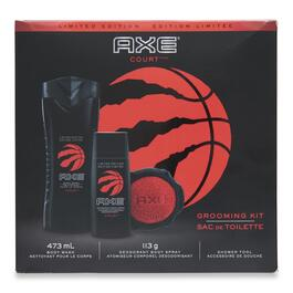 Axe Raptors Court Grooming Kit Gift Set - 3pc.