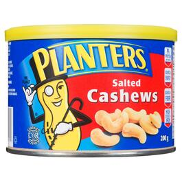 Planters Salted Cashews - 200g