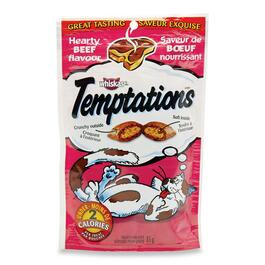 Whiskas Temptations Beef Cat Treats - 85g