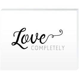 Love Completely - 11in. x 14in.