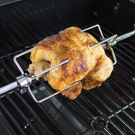 Dyna-Glo Universal Heavy Duty  Rotisserie Kit for Grills