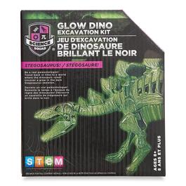 Science Squad Glow Dino Excavation Kit