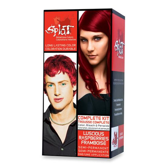Splat Hair Colour Kit