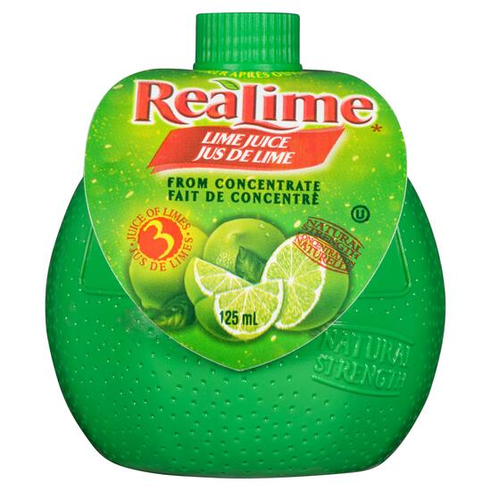 ReaLime Lime Juice - 125ml