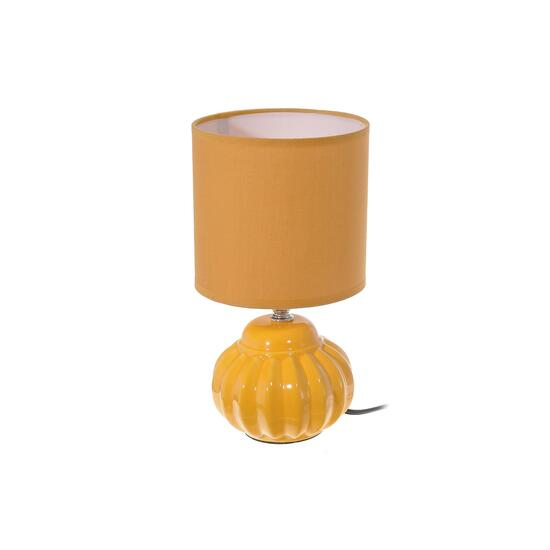Yellow Joy Ceramic Table Lamp with Shade