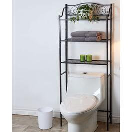 HomeStyles 3-Tier Over The Toilet Shelf - 63in.