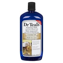 Dr Teal's Coconut Oil Pure Epsom Salt Soaking Solution - 1000ml