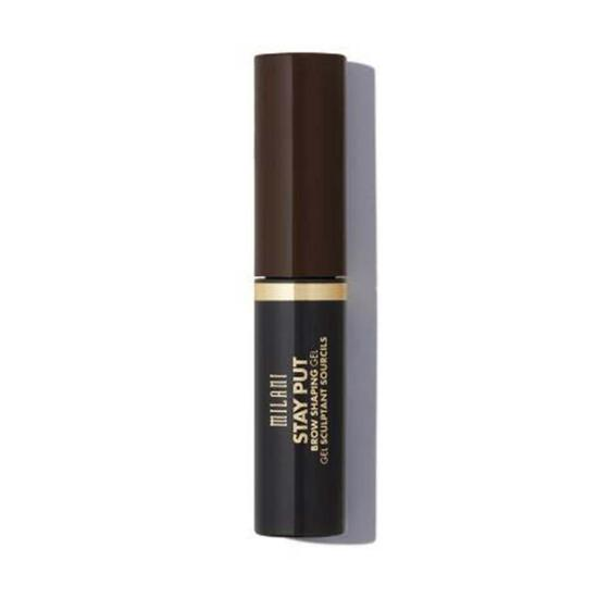 Milani Stay Put Brow Shaping Gel - Dark Brown