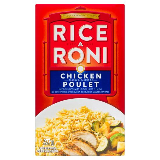 Rice a Roni Chicken Flavour Rice and Vermicelli - 227g