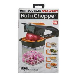 As Seen On TV Nutri Chopper
