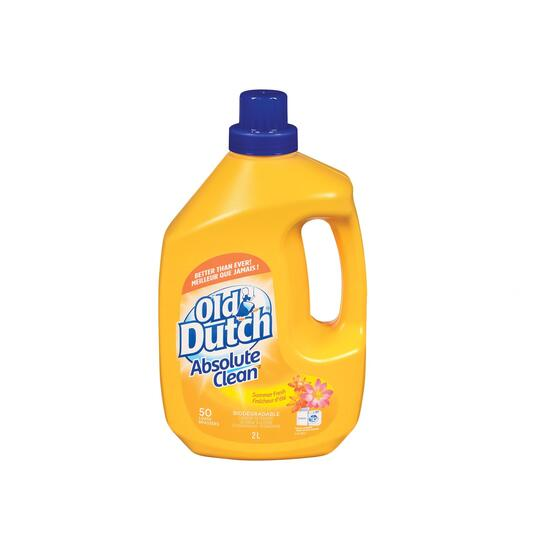Old Dutch Summer Fresh Laundry Detergent - 2L