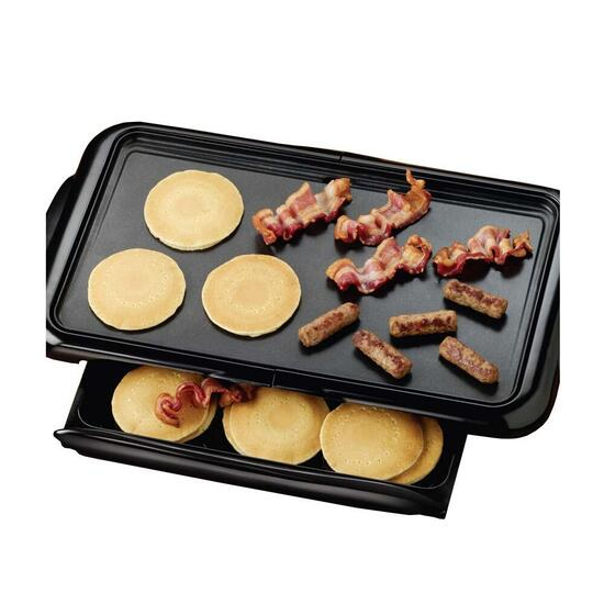Brentwood Electric Griddle Non Stick Griddle - 20in.