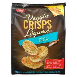 Dare Sea Salt Veggie Crisps - 100g
