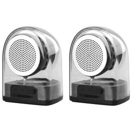 Sylvania Black TWS Magnetic Bluetooth Speaker