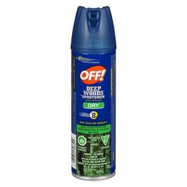 OFF!® Deep Woods® for Sportsmen Dry Bug Spray - 113g