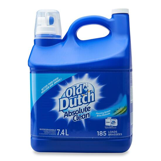 Old Dutch Absolute Clean Laundry Detergent - 7.4L