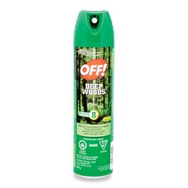 OFF! Deep Woods Insect Repellent - 230g