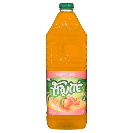 Fruité Peach Drink - 2L