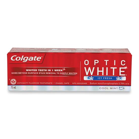 Colgate Optic White Toothpaste - 75ml