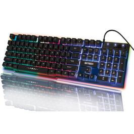 BYTECH Light-Up Gaming Keyboard