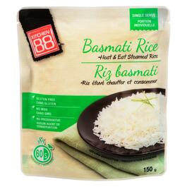 Kitchen 88 Basmati Rice - 150g