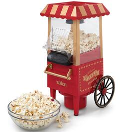 Salton Old Fashioned Popcorn Cart