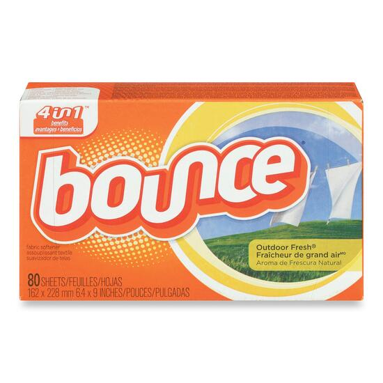 Bounce Dryer Sheets - 80 sheets