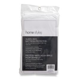 HomeStyles Vinyl Mattress Protector - Queen