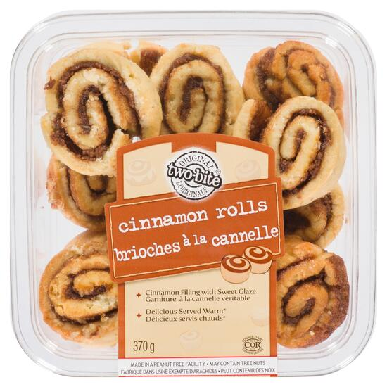 Two-Bite Original Cinnamon Rolls - 370g
