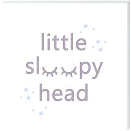 Little Sleepy Head - 12in. x 12in.