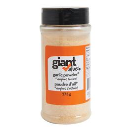 Giant Value Garlic Powder - 275g