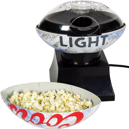 Coors Light Football Popcorn Maker