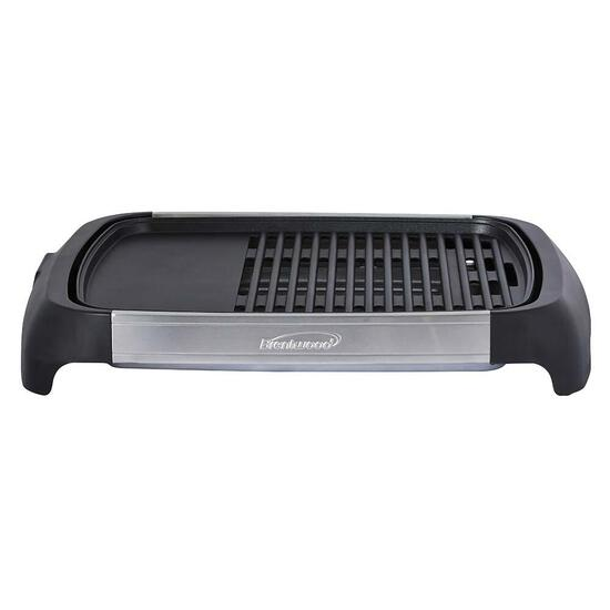 Brentwood Electric Indoor Grill and Griddle - 15in.