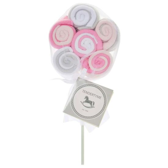 Tendertyme Lollipop Washcloths - 12pk.