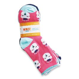 MONKEY BARS Girls Socks 6pk. - 2-6X
