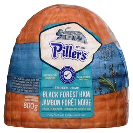 Piller's Smoked Black Forest Ham - 800g