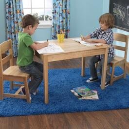 KidKraft  Rectangle Table and 2 Chair Set