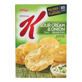 Special K Sour Cream and Onion Cracker Chips - 113g