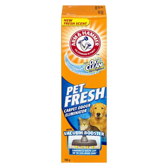 Arm & Hammer Pet Fresh Carpet Odour Eliminator - 700g