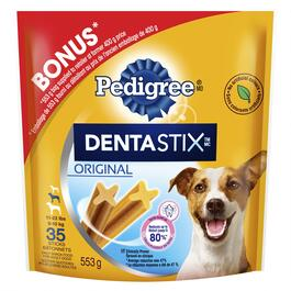 Pedigree Dentastix Small Beef Flavour Dog Treats - 553g.