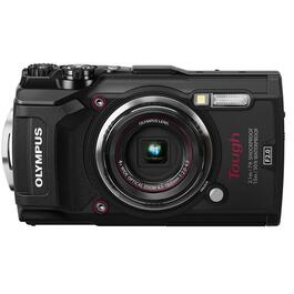Olympus Tough TG-5 Digital Camera- Black