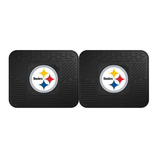 NFL Pittsburgh Steelers Utility Mat - 2pc.